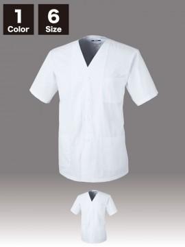 XB25101 半袖上衣 全体図