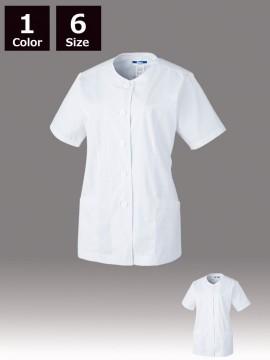 XB25106 半袖上衣 全体図