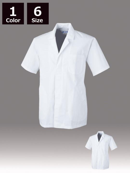 XB25111 半袖上衣 全体図