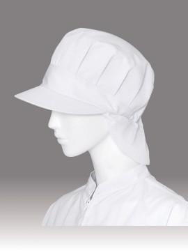 XB25403 八角給食帽  拡大画像
