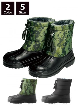 EVA防寒ブーツ
