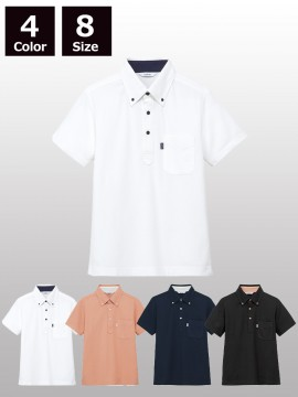 ARBCC-UN0030 ポロシャツ(男女兼用)ユニセックス トップス