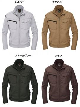 BUR5101 ジャケット カラー一覧