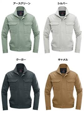 BUR8091 ジャケット カラー一覧