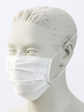 EM2 エレクトレットマスク(男女兼用・50枚入り) 拡大画像
