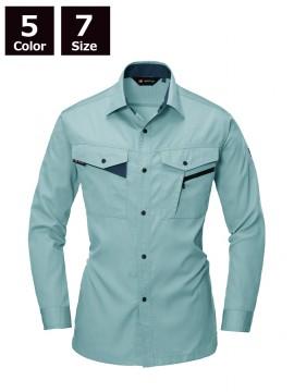 BUR6023 長袖シャツ