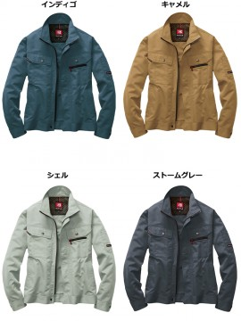 BUR8061 ジャケット カラー一覧