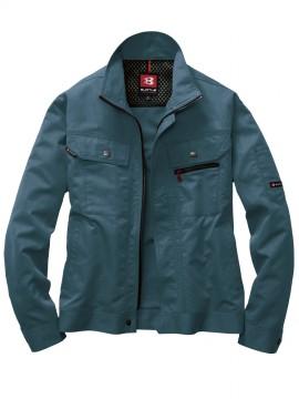 BUR8061 ジャケット インディゴ