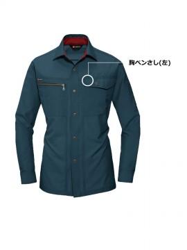 BUR9063 長袖シャツ 詳細