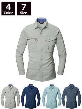 BUR9023 長袖シャツ 2