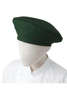 ARB-AS8086 ベレー帽 拡大画像・ダークグリーン