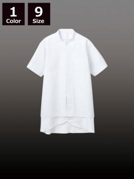 CK8722 ブルゾン(男女兼用・半袖)