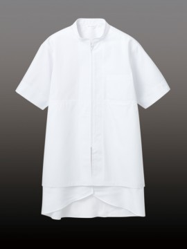 CK8722 ブルゾン(男女兼用・半袖) 拡大画像