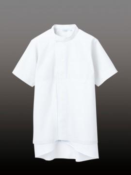 CK8732 ブルゾン(男女兼用・半袖) 拡大画像