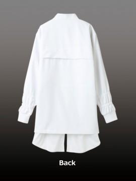 CK8901 ブルゾン(男女兼用・長袖) Back