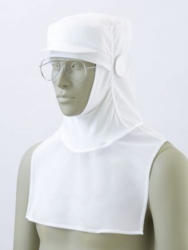 CK91091 頭巾帽子(男女兼用)  拡大図