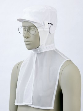 CK91511 頭巾帽子(男女兼用) 拡大画像