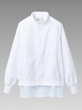 DF8701 ジャンパー(男女兼用・長袖) 拡大画像