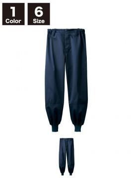 KT77019 パンツ(男女兼用・ノータック・両脇ゴム)