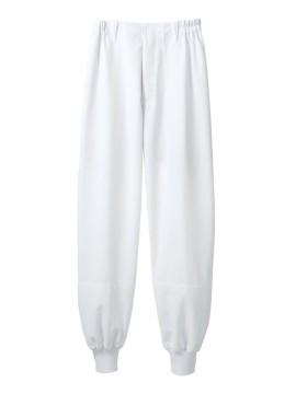SD7701 パンツ(男女兼用・ノータック・両脇ゴム) 拡大画像