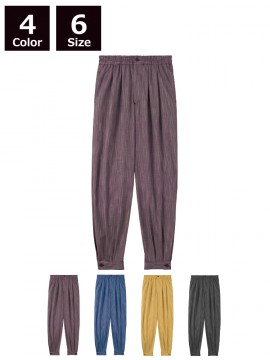 ARB-AS8201 和風パンツ(男女兼用)