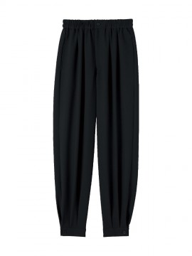 ARB-AS8205 和風パンツ(男女兼用) 黒