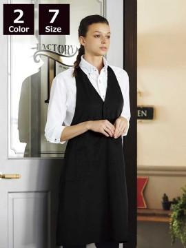 ARB-EP7921 ボタンダウンシャツ(男女兼用・長袖) モデル着用