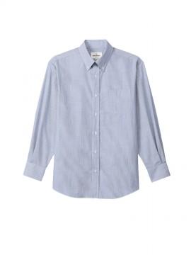 ARB-EP8251 ボタンダウンシャツ(男女兼用・長袖) 拡大画像