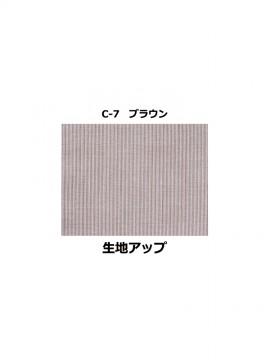 ARB-EP8252 ボタンダウンシャツ(男女兼用・半袖) 生地