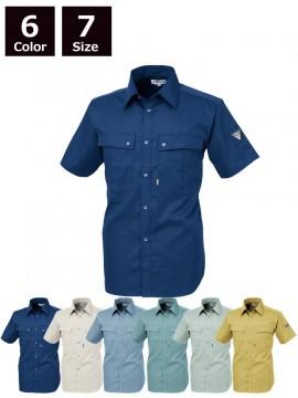 9220 半袖シャツ 全体図