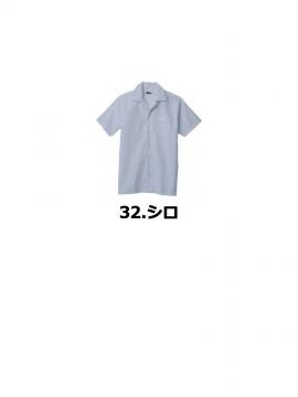 半袖開襟シャツ