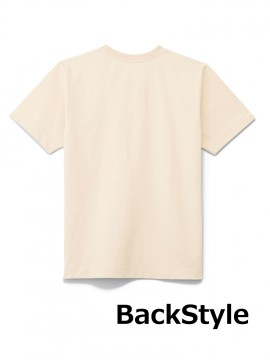 BM-MS1150 10.2オンススーパーヘビーウエイトTシャツ バックスタイル