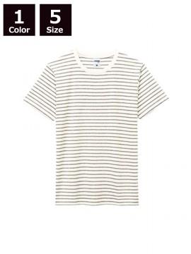 5.3ozユーロボーダーTシャツ