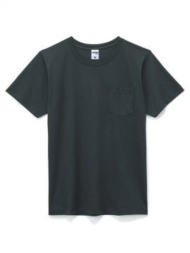 BM-MS1141P 5.3オンスユーロポケット付きTシャツ 拡大画像