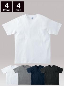 7.1ozTシャツ(ポケット付)