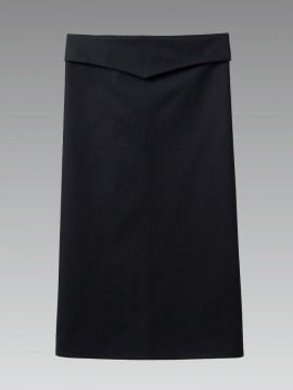 CK91281 ロングエプロン(男女兼用) 拡大画像