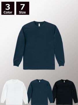 4.3ozドライロングスリーブTシャツ
