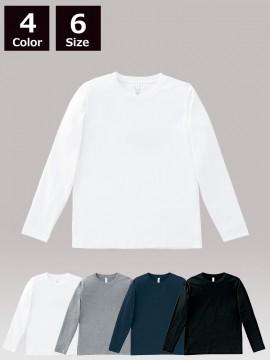 BM-MS1605 5.3オンスユーロロングTシャツ 拡大画像