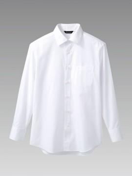 CKBS25812 シャツ(男女兼用・長袖) 拡大画像