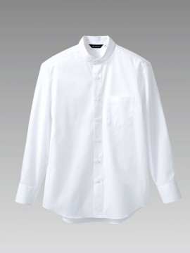 CKBS25912 シャツ(男女兼用・長袖) 拡大画像