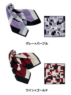 BM-FA9460 スカーフ カラー一覧