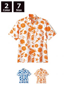 BM-FB4541U アロハシャツ(貝柄) 商品一覧