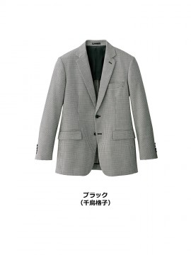 FJ0016M メンズジャケット カラー一覧 ブラック