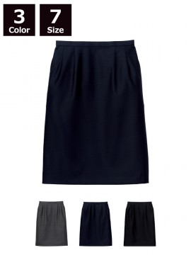 FS2003L レディスストレッチスカート