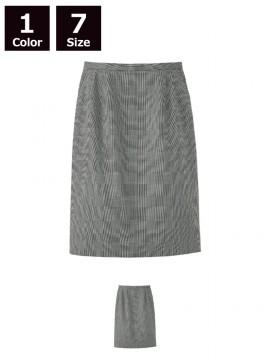 FS2007L レディスストレッチスカート