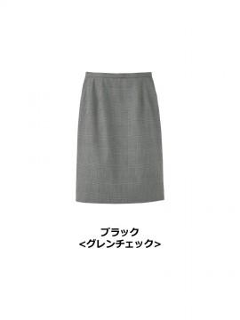 FS2007L レディスストレッチスカート カラー一覧 ブラック
