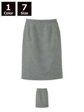 FS2008L レディスストレッチスカート