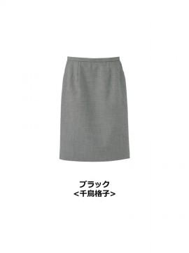 FS2008L レディスストレッチスカート カラー一覧 ブラック