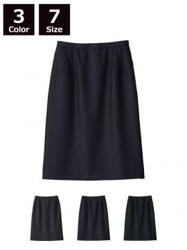 FS2011L レディスストレッチスカート