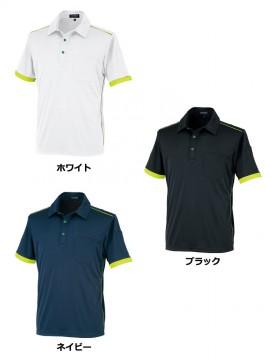 OD-01627 半袖ポロシャツ カラー一覧